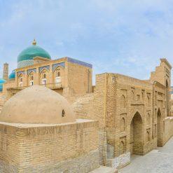 vieille ville Khiva