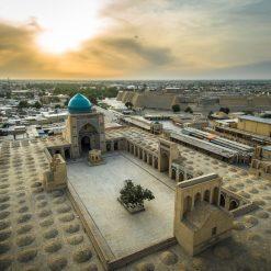 Panorama Boukhara