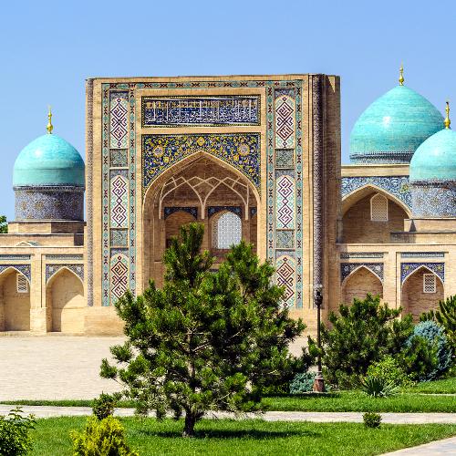 Françoise, Guy et Christiane – Découverte de l'Ouzbékistan (15 jours)