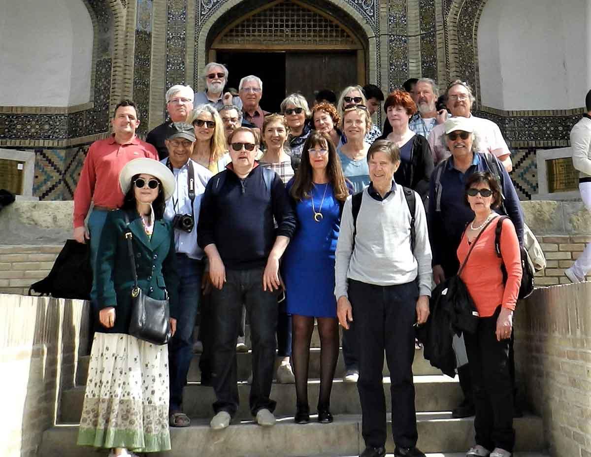 Jean-Paul – Circuit Groupe – Les perles de l'Ouzbékistan (11 jours)