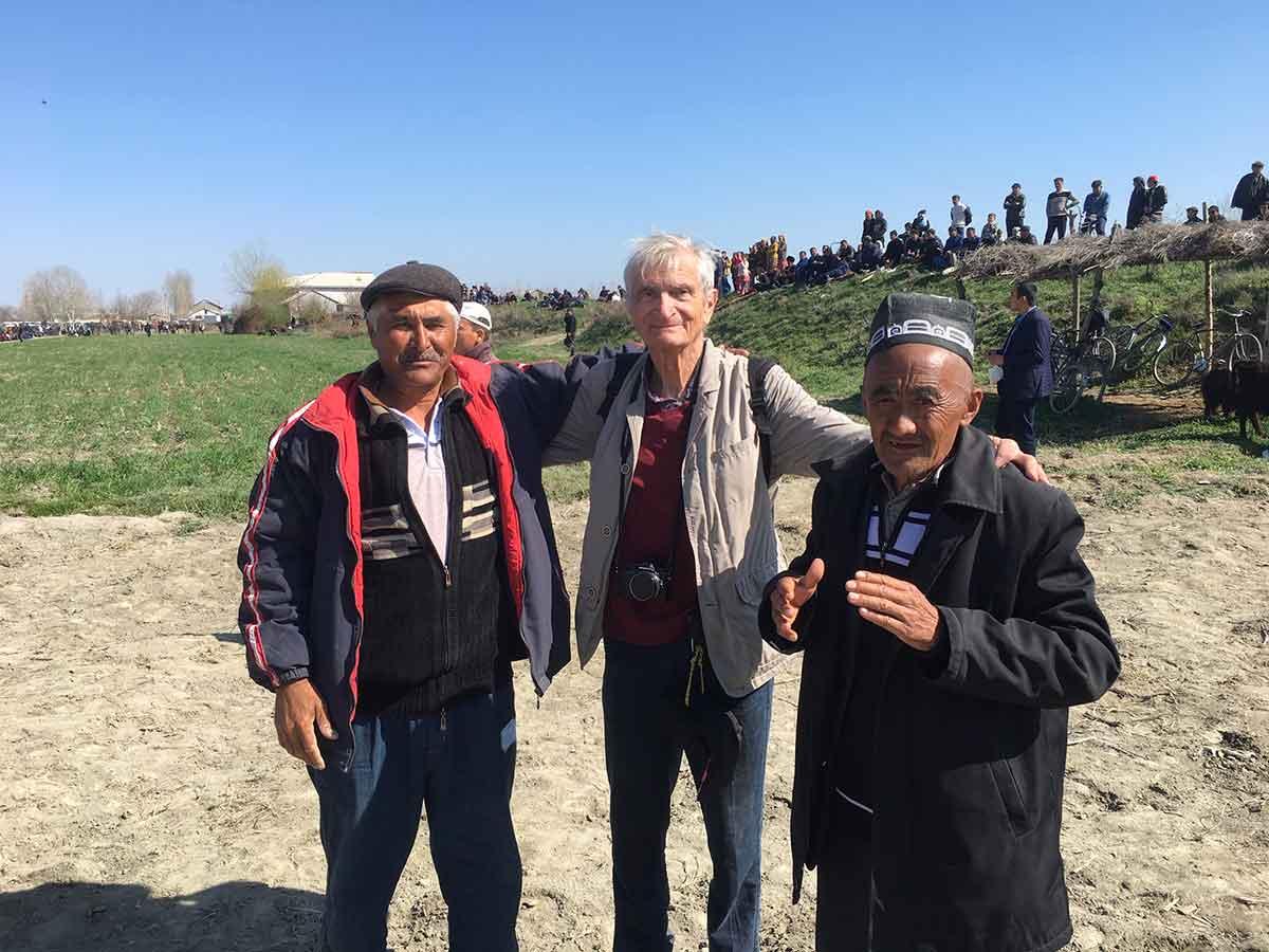 Claude – Découverte de l'Ouzbékistan (13 jours)